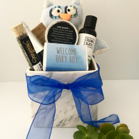 Welcome New Baby Boy | The Gifting Pot Perth | New Baby Gifts