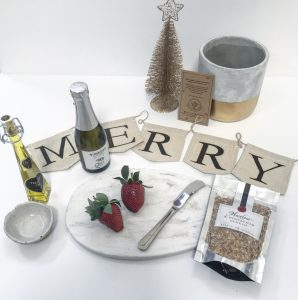 Gourmet Groove | Happy Holidays Gifting Pot Christmas 2018 | Perth gift solutions | Corporate Business Client Gifts