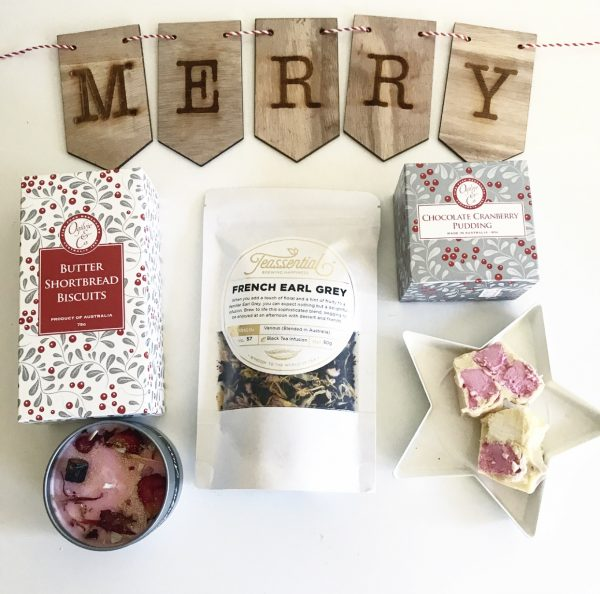 Time for tea | Gifting Pot Christmas | Corposate Business Gifts Perth