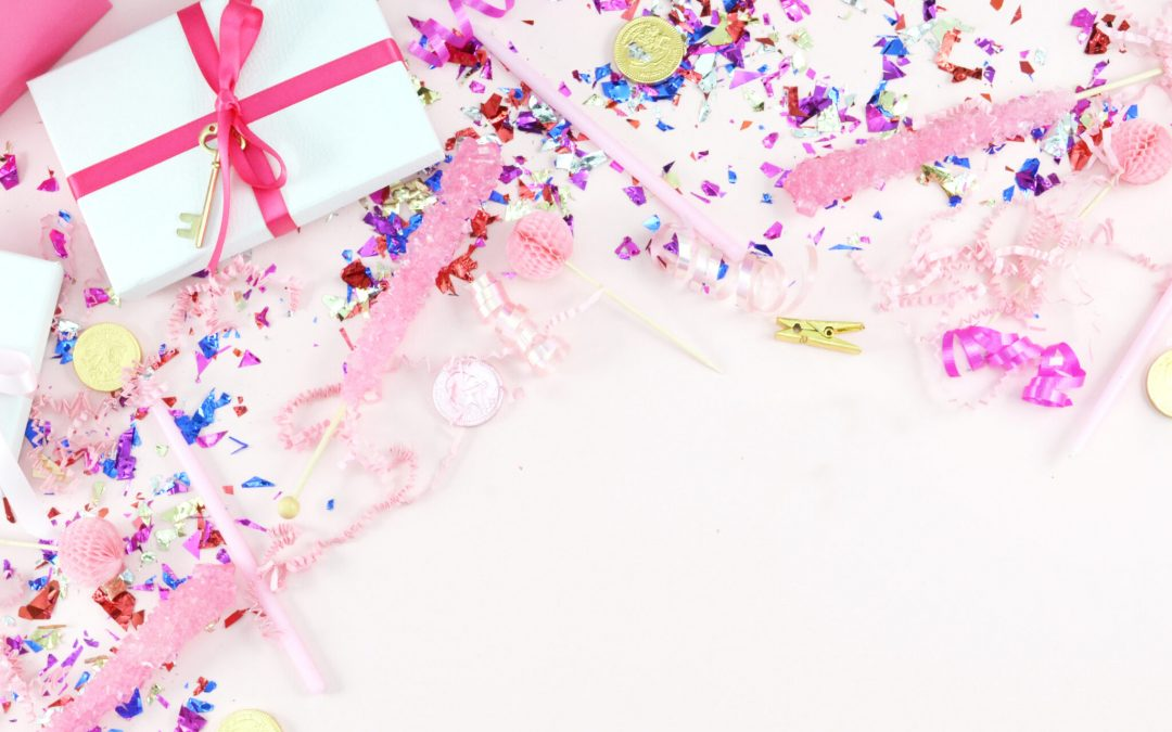 The psychology of colour when gifting